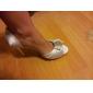 ONEIDA - Sapato Dedo Aberto para Casamento Salto Stiletto em Cetim