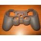 Skyddande Silikonskal för PS3-Kontroll (Svart)