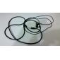 ep-630 fone de ouvido de 3,5 mm orelha canal estéreo com cancelamento de ruído para o media player / tablet