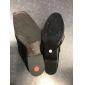 cuero zapatos de baile de salón superior moderna zapatos para hombres