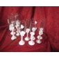 Butterfly Design Wedding Toasting Flutes