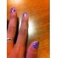 étonnante de couleurs magnétiques 3d ongles vernis à la magie à la mode et une tranche de kit modèle magnétique