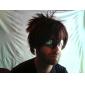 Cosplay Peruker Naruto Gaara Brun Kort Animé Cosplay Peruker 30 CM Värmebeständigt Fiber Man