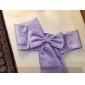 Satin Wedding/The Runway/Party/ Evening/Red Carpet Sash - Bow Women's Sashes
