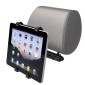 Universal Car Headrest Mount Holder Cradle for iPad/Tablet/PC/Ebook