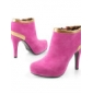 Fashion Stiletto Heel Suede Ankle Boots Women's  Shoes (More Colors)