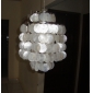 Max 60W Modern/Contemporary Mini Style Chrome Pendant Lights Living Room / Bedroom