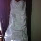 SANDRA - Vestido de Noiva em Cetim