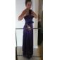BOROMUNDE - Vestido de Fiesta de boda o de Dama de honor de Satén