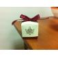 """""""Autumn Elegance"""" laser gesneden val blad voor box (set van 12)"""