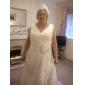 NETTIE - kjole til i Chiffon