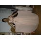 Teacă / coloană un umăr pardoseală lungime șifon rochie de bal cu tundere de ts couture®