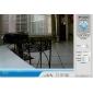 Wanscam® Indoor PTZ IP Surveillance Camera Day Night Wireless (1/4 Inch Color CMOS Sensor)