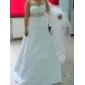 KATHRIN - Vestido de Novia de Satén y Encaje
