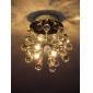 10 Montage du flux ,  Contemporain Chrome Fonctionnalité for Cristal Style mini Métal Salle de séjour Chambre à coucher Couloir