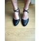 sapatos de salão moderna reais de couro sapatos de dança sapatos de prática superior para as mulheres mais cores