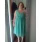 BARBRA - kjole til brudepike i Chiffon og tulle