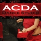 Scarpe da ballo - Non personalizzabile - Donna / Bambino - Latinoamericano / Sala da ballo - Senza tacco/Ballerina - Satin -Nero /