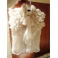 TS Sleeveless Chiffon Ruffle Blouse Shirt (More Colors)