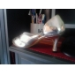 Latin/Modern Ballroom Shoes Leatherette Upper Dance Shoes for Women More Colors