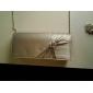soie avec des parties en strass / soir sacs à main / embrayages