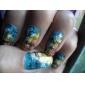 221 Designs Nail Art Stamp Image Plate/Big Nail Art Templates/Nail Stencils