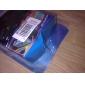 triple-way cigarette de voiture portable Chargeur allume-cigare splitter - 12v lp-817
