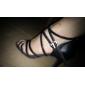 similicuir supérieure à lacets chaussures de danse chaussures de bal latino pratique pour les femmes d'autres couleurs