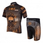 100% Polyester and Quick Dry Mens Cycling Short Suits (Gold Series)