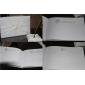 zeester& zee shell strand thema bruiloft gastenboek en pen set teken in boek