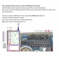 sensori wireless contatto magnetico per porte e finestre (433m)