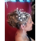strass / perles d'imitation de mariage peignes