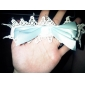 Satin With Bowknot Wedding Garters