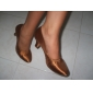 Ballroom Dance Shoes Satin Upper Modern Dance Shoes for Women