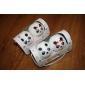 toallas de panda con el embalaje refinamiento (juego de 2)