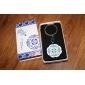 Crom Favoruri Keychain Piece / Set Brelocuri Temă Asiatică Personalizat Argintiu Albastru