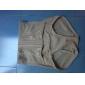 un tamaño escritos shaper encierro delantero del busk algodón fajas de uso diario lencería sexy shaper