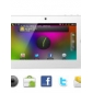 Othello Snow - Android 2.3 Tablet with 7 Inch Capacitive Screen (WiFi, 1.2GHz, 3G, 1080P Full HD, Camera)