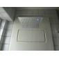 Chrome LED Rain Shower Head 1039-M4302