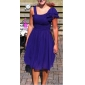 SOPHIA - Kleid für Brautjungfer aus Chiffon