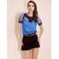 TS Baroque Style Lace Neckline Blouse Shirt (More Colors)