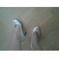 MAGDALENA - Stiletto com Glitter Brilhante em Couro Sintético