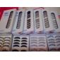 Fashion Lashes - 100 Pairs False Eyelash Mixed Style
