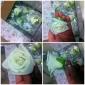 Gorgeous Foam Flowers Wedding Bridal Headpiece