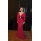 DORIA - kjole til Aften i chiffon og satin