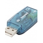 USB 2.0 3D 5.1 Virtual Surround lydkort
