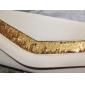 splendido raso / seta shell con borsette da sera bordatura / frizioni più colori disponibili