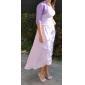 ALIX - kjole til bryllupsfest eller brudepige i chiffon