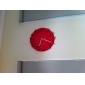 """14"""" 3D Number Mute Wall Clock"""