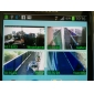 2.0 Megapixel HD Waterproof indoor IP Network Camera(H.264,IR-cut),P2P,Sony Sensor,Wide Angle,Support Onvif